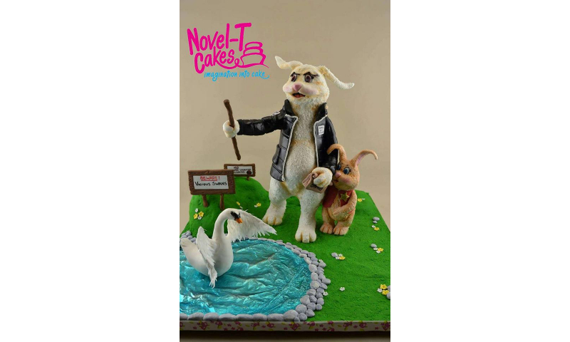 novel-t-cake-rabbits-by-swan